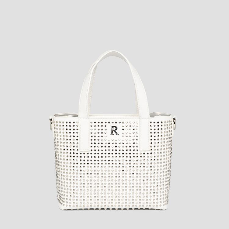REPLAY shopper with studs fw3133.000.a0132d