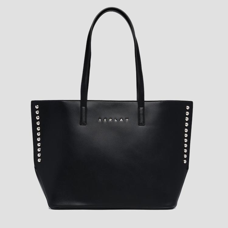 REPLAY shopper with studs fw3191.000.a0157b