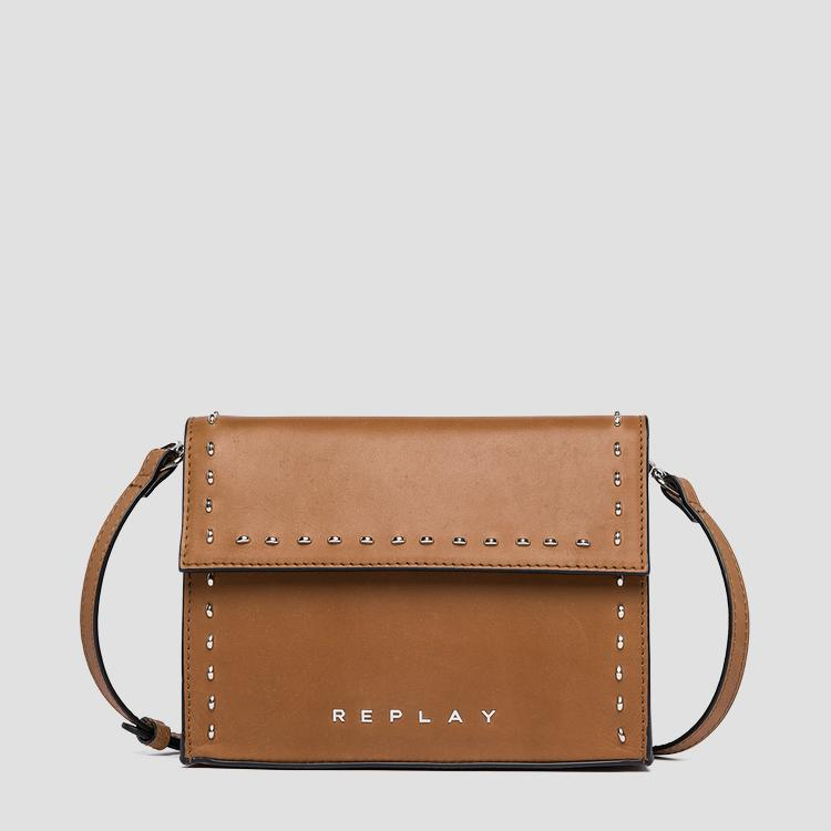 Shoulder bag with flap fw3834.000.a3127c