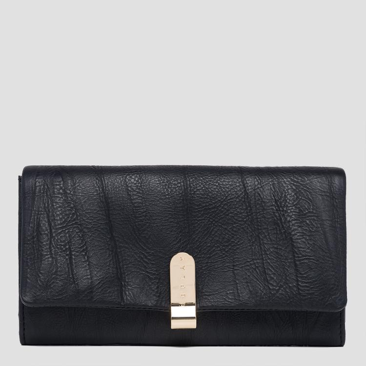 Wallet with plate fw5203.000.a3174