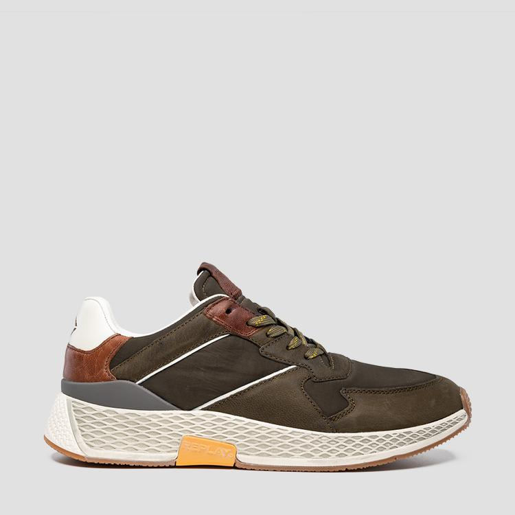 Men's DOKIC lace up sneakers - Replay