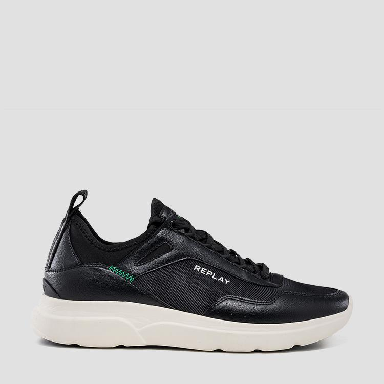 Men's KITFILED lace up sneakers gms3t .000.c0003t