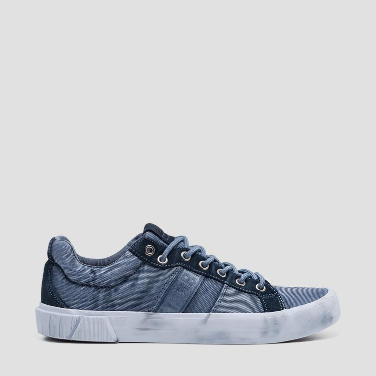 Men's RUSH lace up sneakers gmv76 .000.c0017s