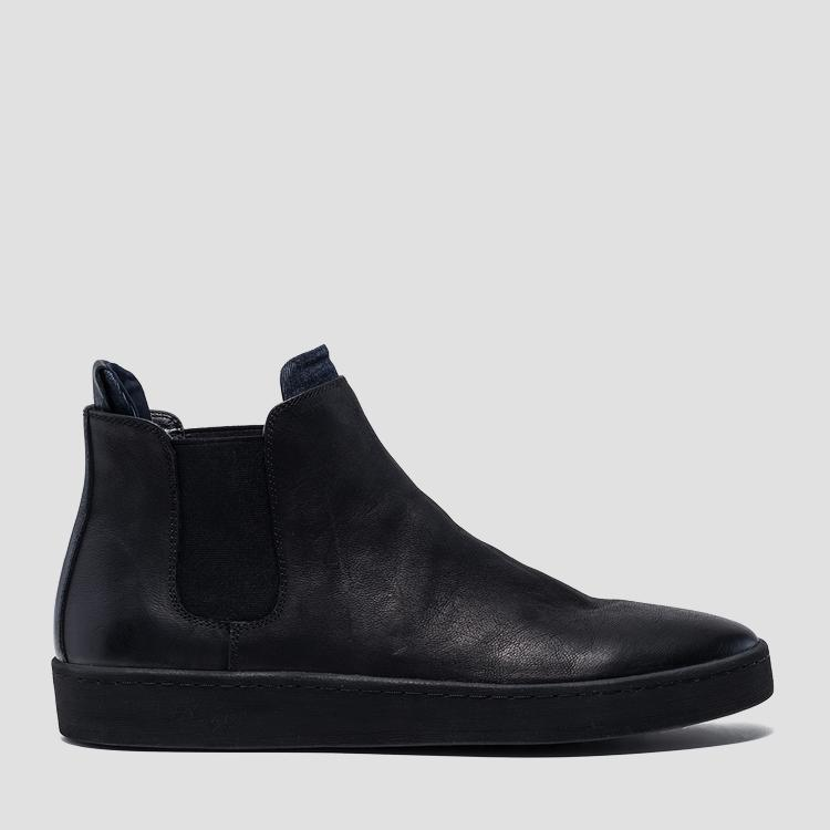 Men's MURRISK leather chelsea boots - Replay