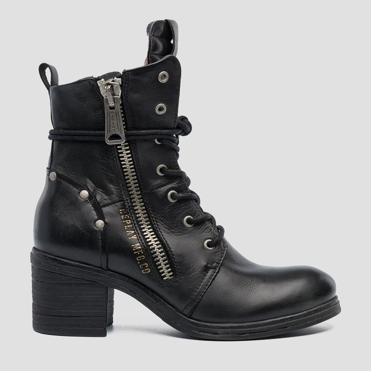 Women's MARAL lace up leather boots gwn44 .000.c0007l