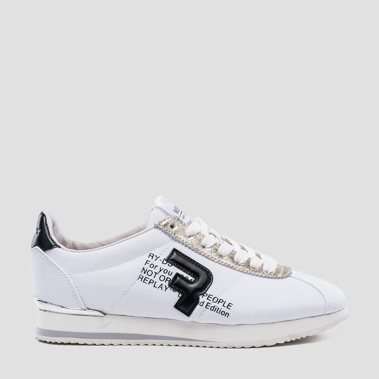 Women's DRAFT lace up sneakers gws1a .000.c0005s