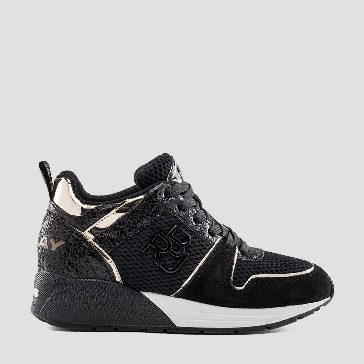 Women's HENLEY lace up sneakers - Replay