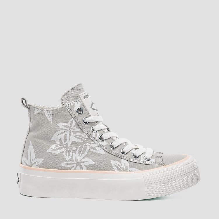 Women's KIDWELL mid cut sneakers - Replay