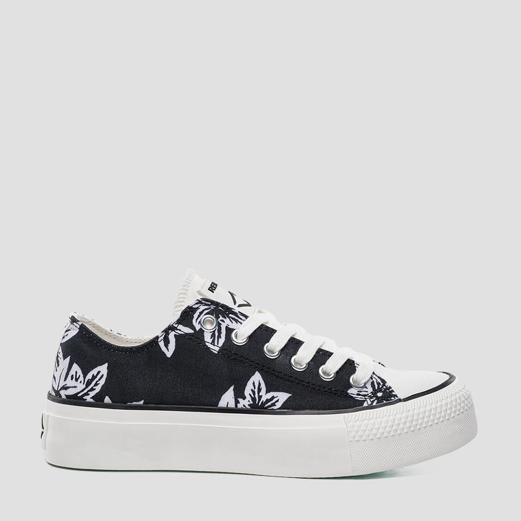 Women's KEMPLEY lace up sneakers - Replay