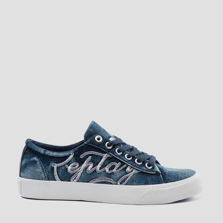 Women's SHINA lace up sneakers gwv79 .000.c0010t