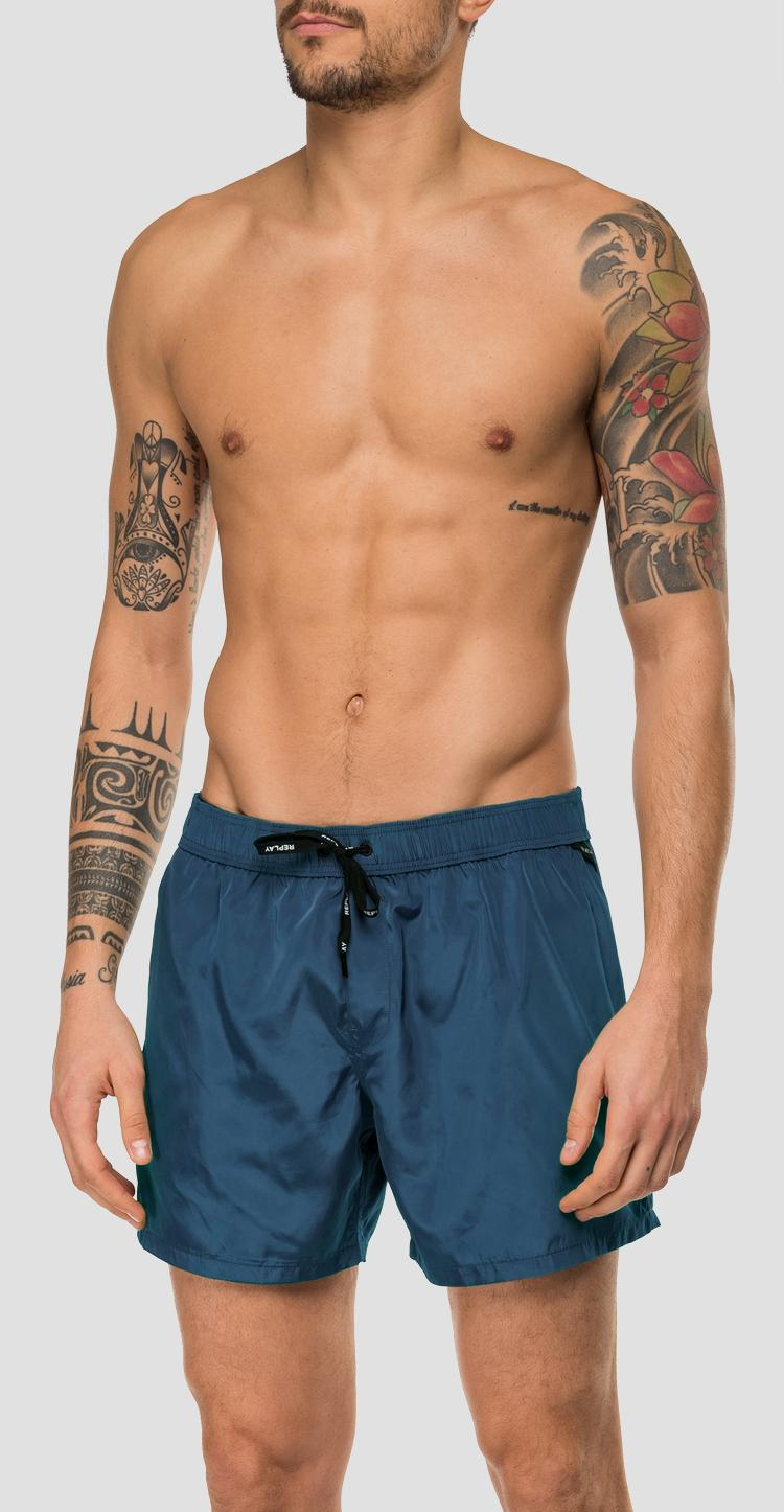 Swimming trunks with drawstring lm1063.000.83218