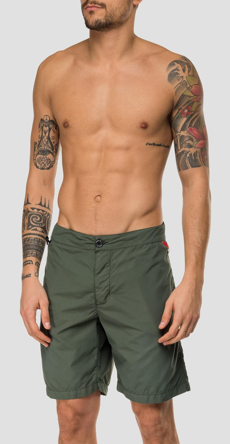 Replay swingman swimming trunks lm1070.000.83728