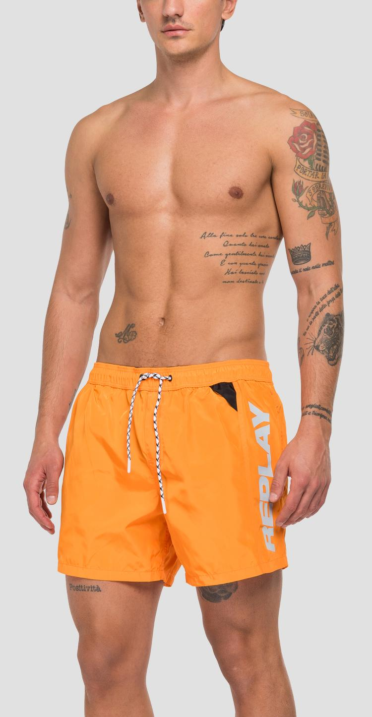 REPLAY swimming trunks with pockets lm1080.000.83218