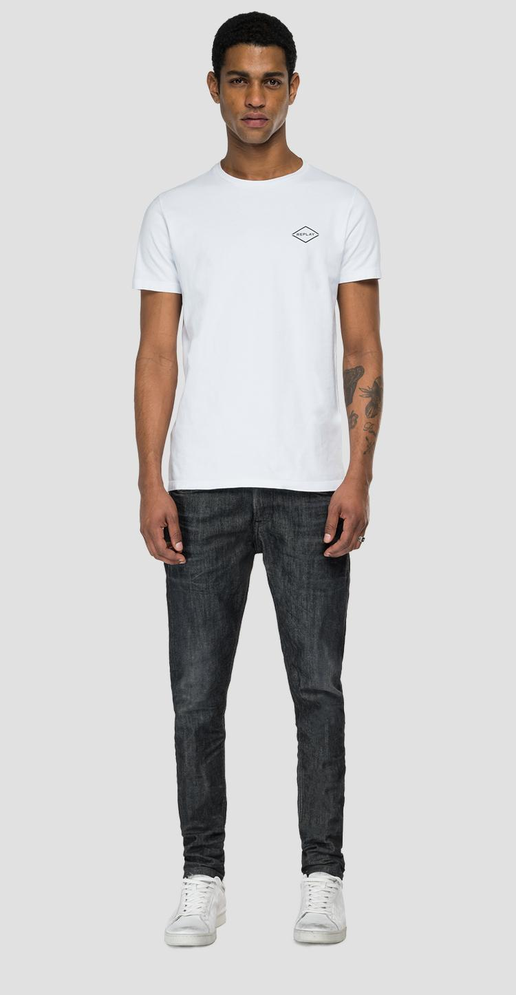 Aged Eco 1 Year skinny low crotch Johnfrus jeans - Replay