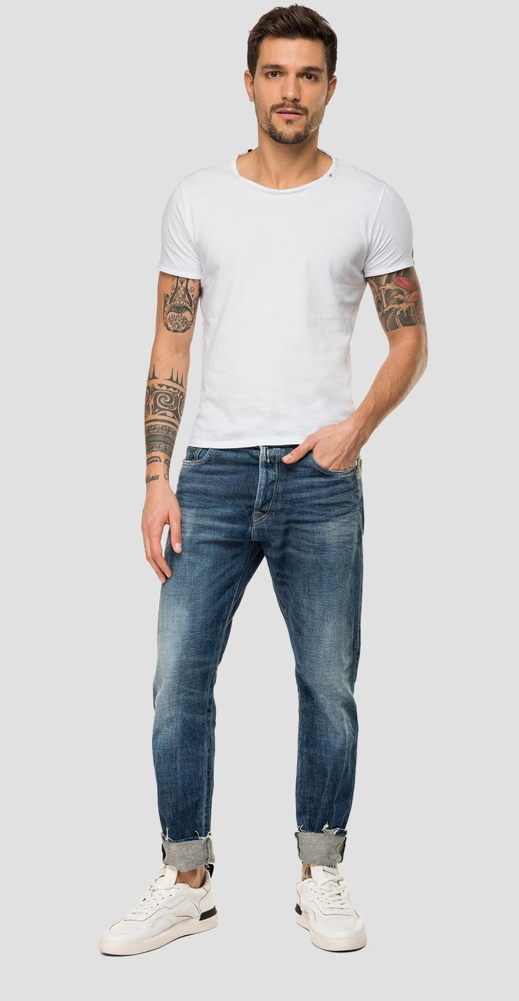 Tapered fit Tinmar jeans m1006a.000.170 603
