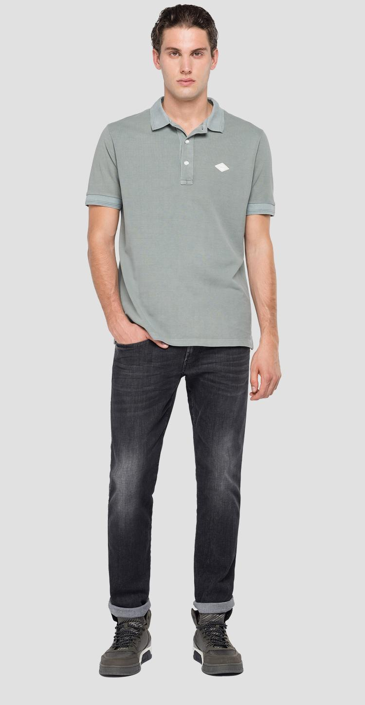 REPLAY cotton polo shirt - Replay