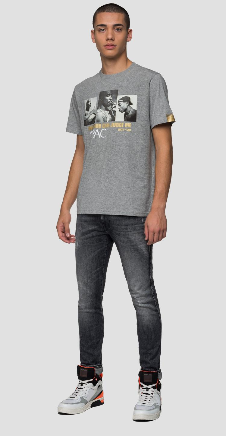 Replay Tribute Tupac Limited Edition t-shirt - Replay