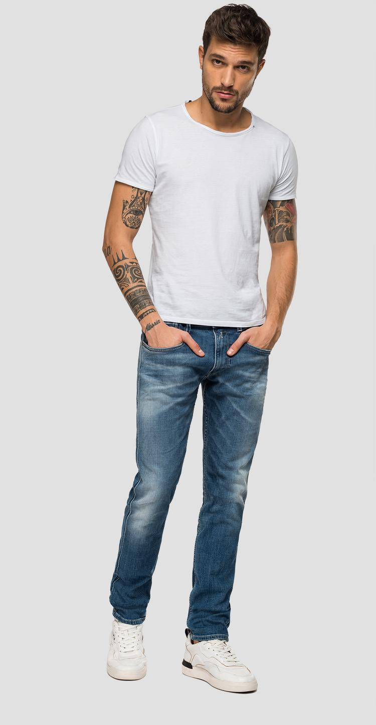 Aged 5 year slim fit Anbass jeans m914y .000.141 630
