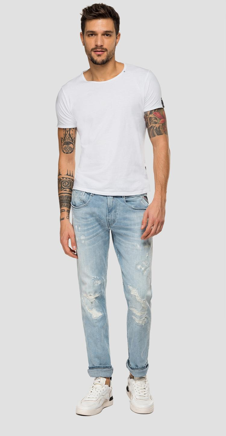 Aged 20 years slim fit Anbass jeans m914y .000.141 660