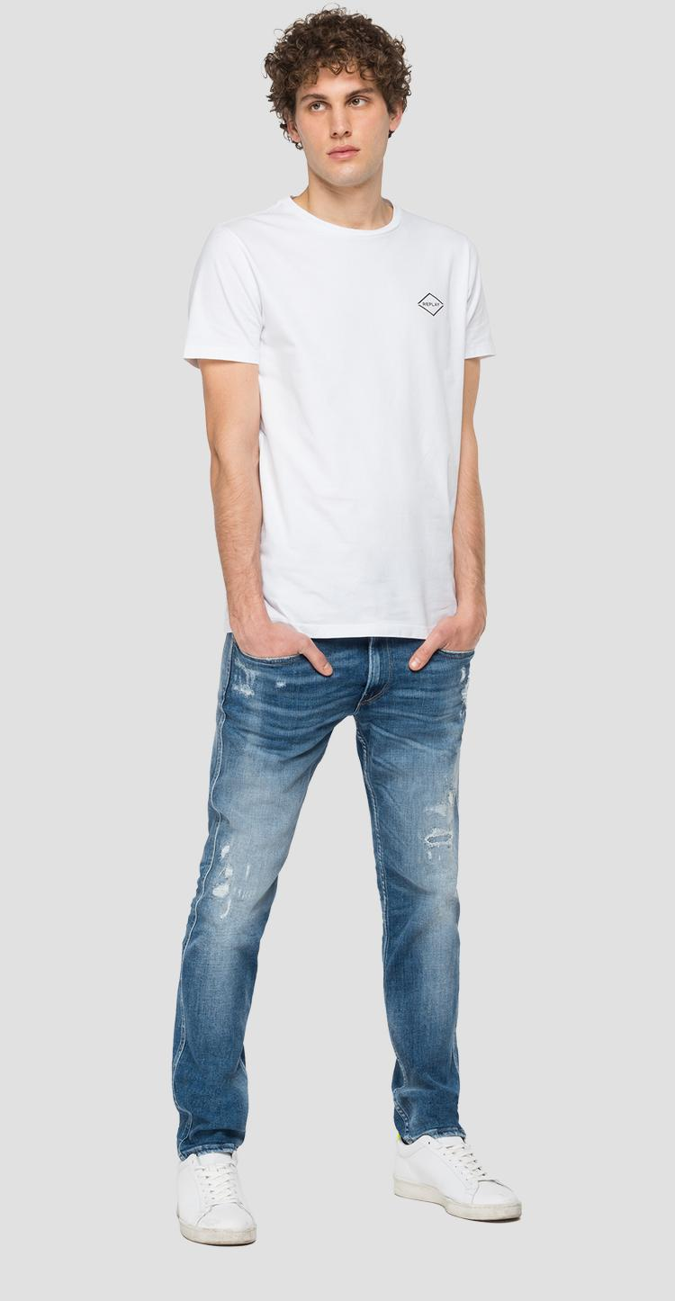 Slim fit Anbas Aged Eco 10 Years jeans m914y .000.141 834