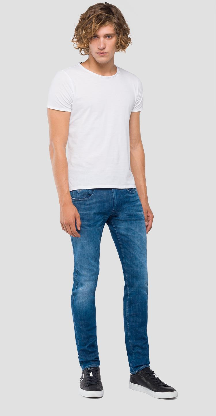 Slim fit Anbass jeans ICE BLAST - Replay