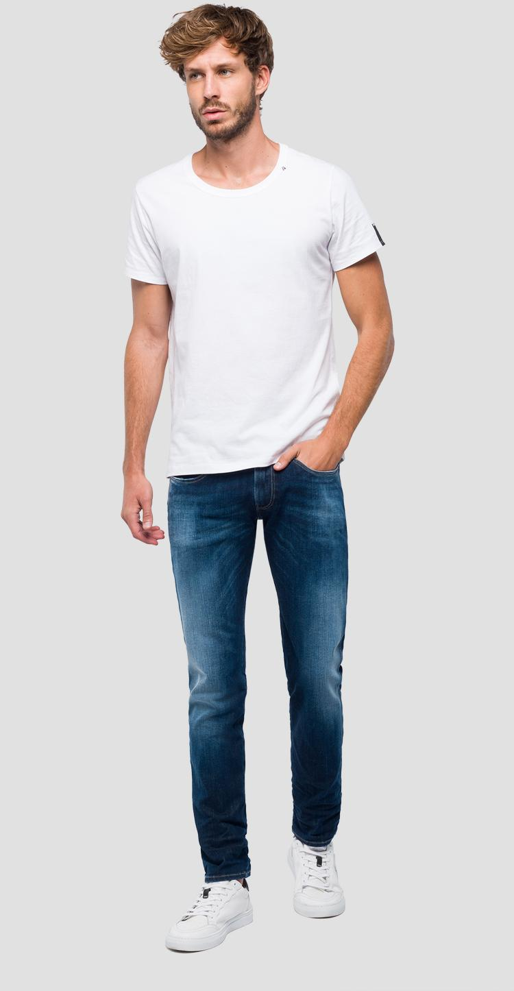 Slim fit Anbass Hyperflex+ jeans - Replay