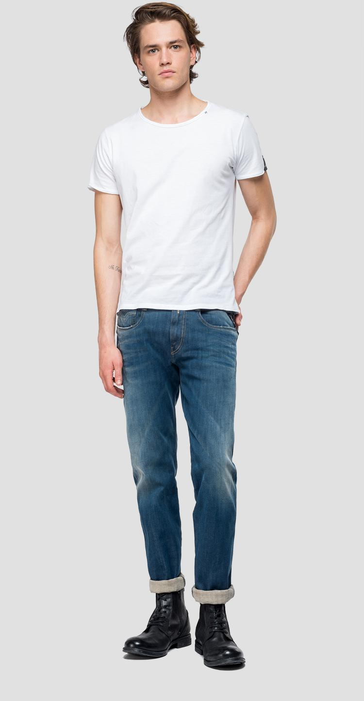 Hyperflex+ slim fit Anbass jeans - Replay