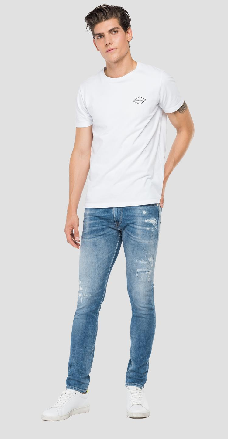 Skinny fit Aged Eco 10 Years Jondrill jeans ma931 .000.141 834