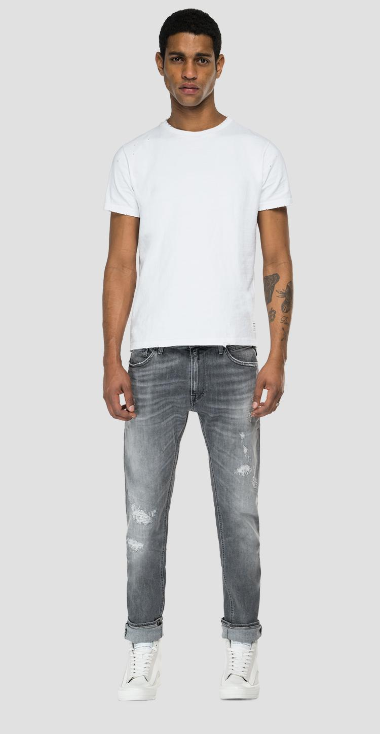 Skinny fit Aged Eco 10 years Jondrill jeans - Replay