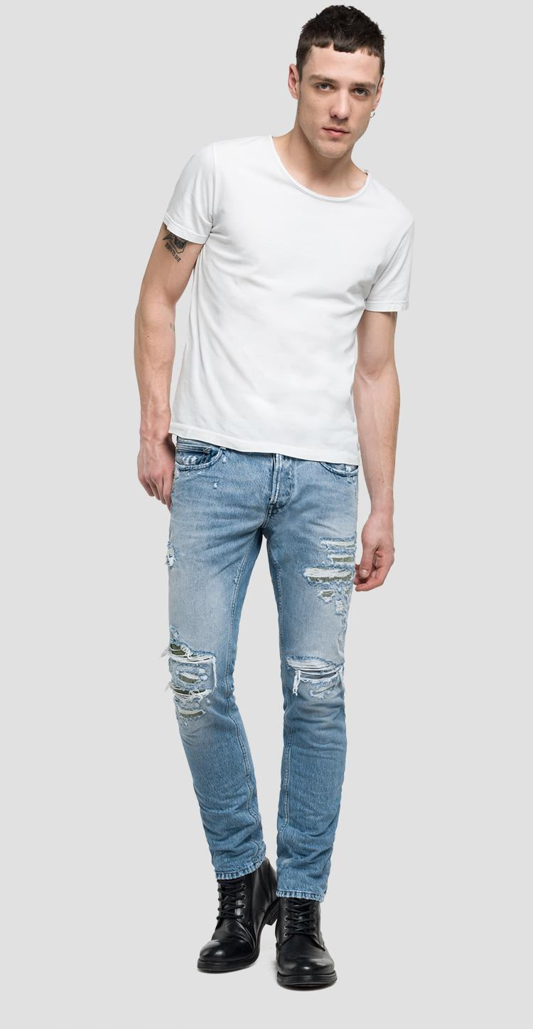 Maestro Thyber slim-fit jeans - Replay