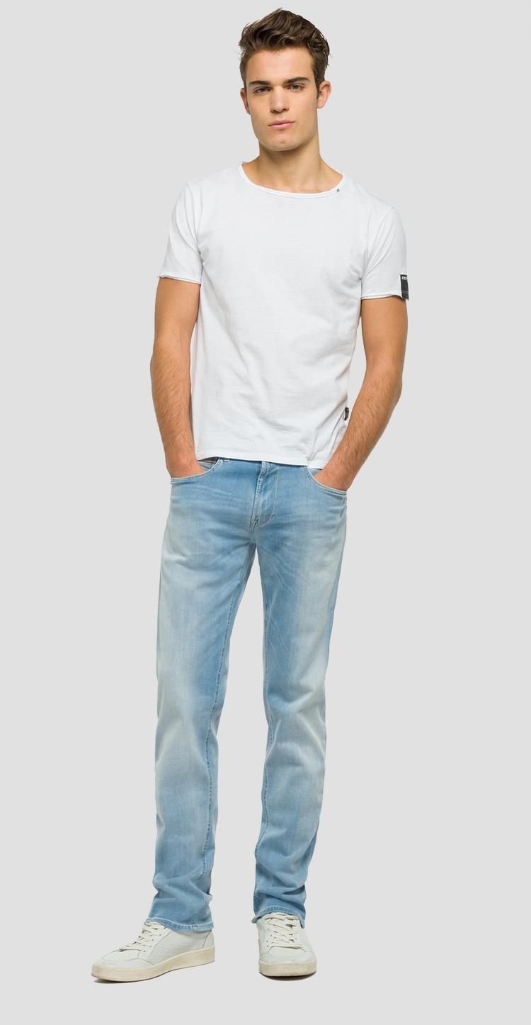 GROVER hyperflex straight fit jeans - Replay