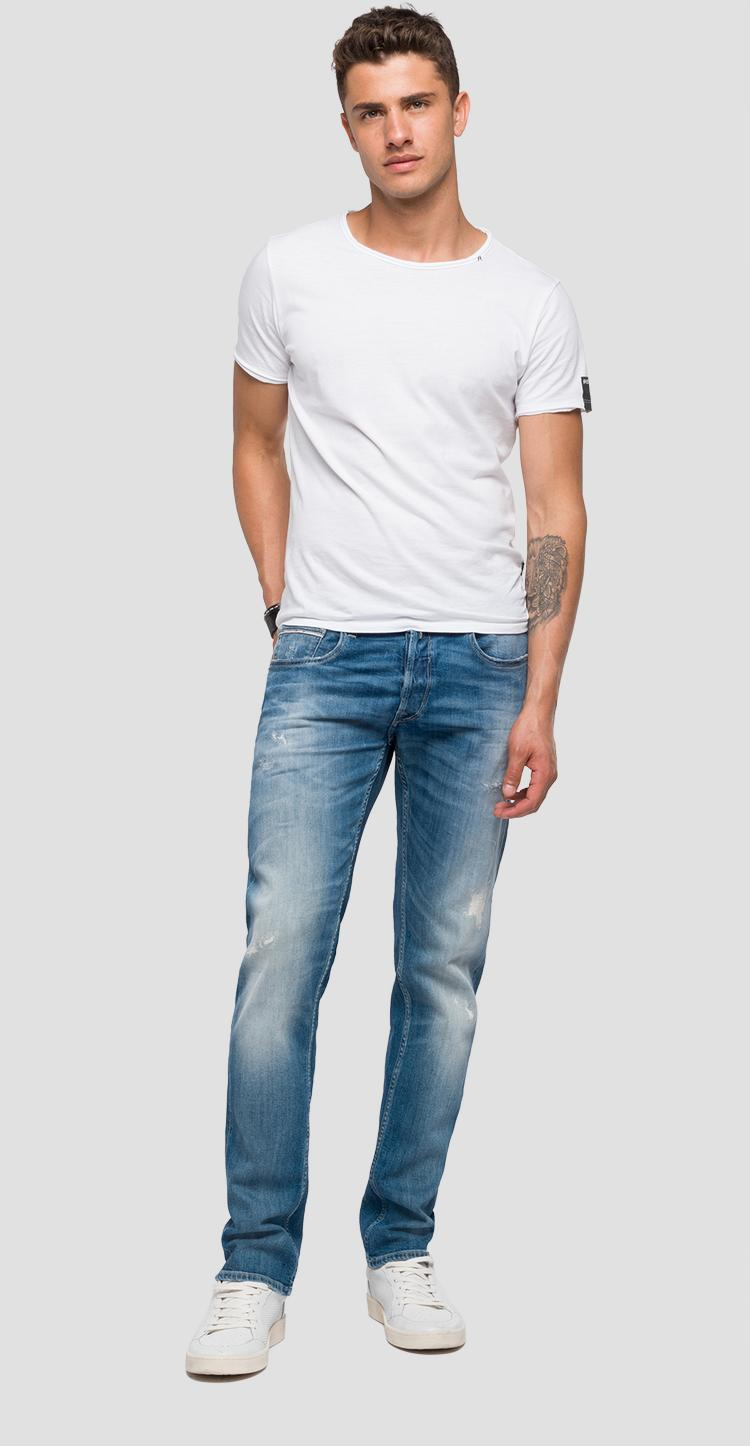 GROVER straight fit jeans - Replay