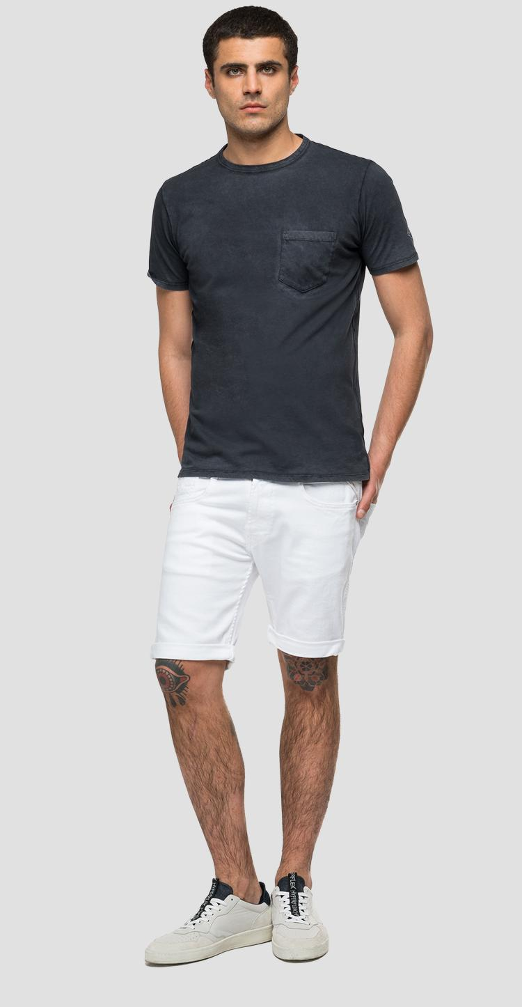 Denim Anbass bermuda shorts ma996n.000.8005301