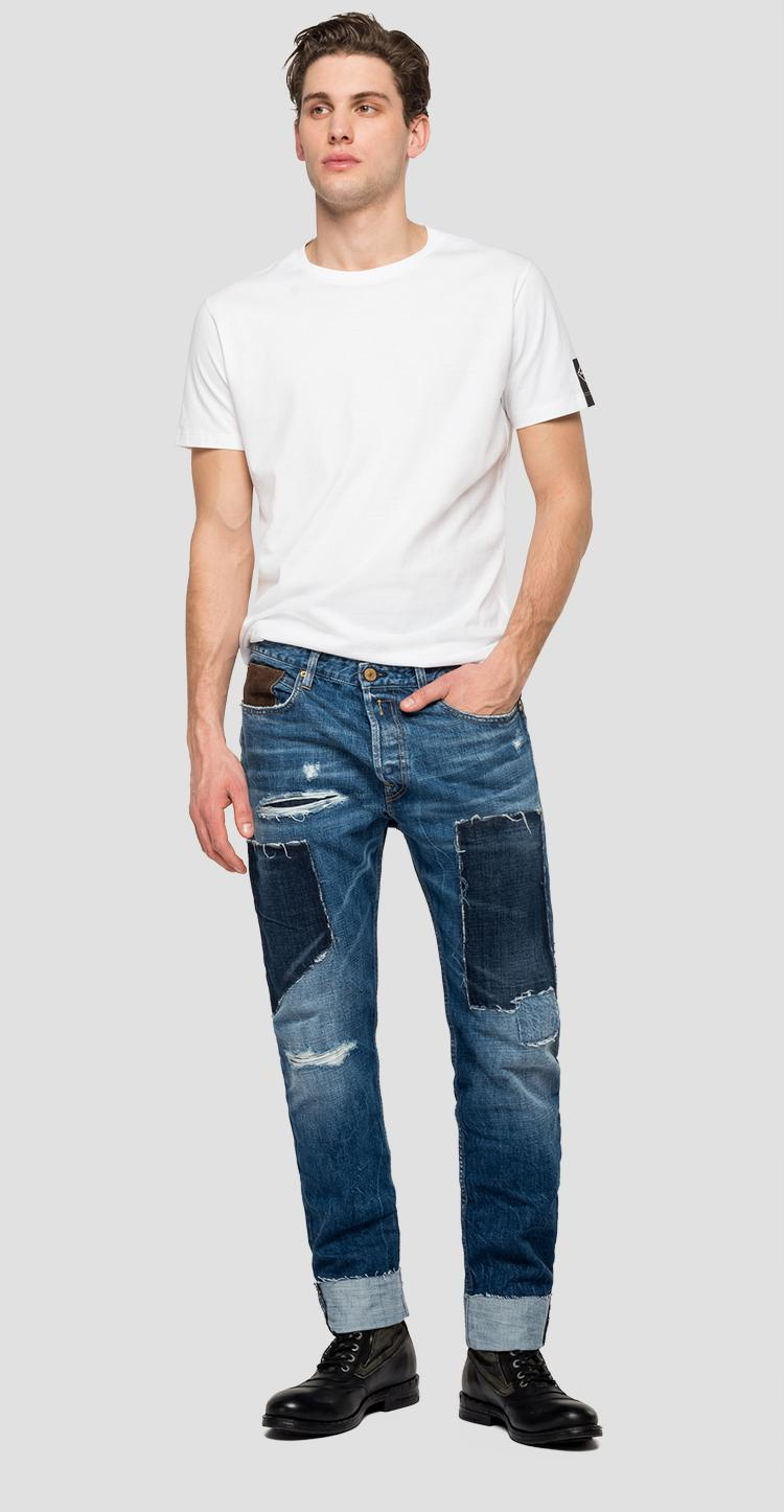 Tapered fit Donny Maestro jeans mc900 .000.50c m71