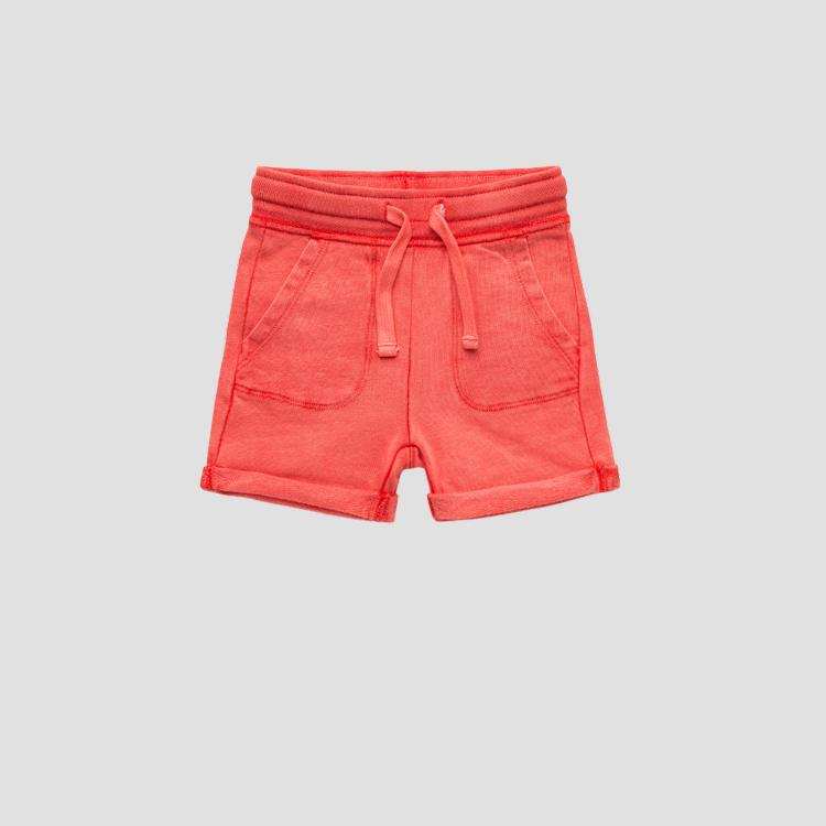 Shorts with drawstring- REPLAY&SONS