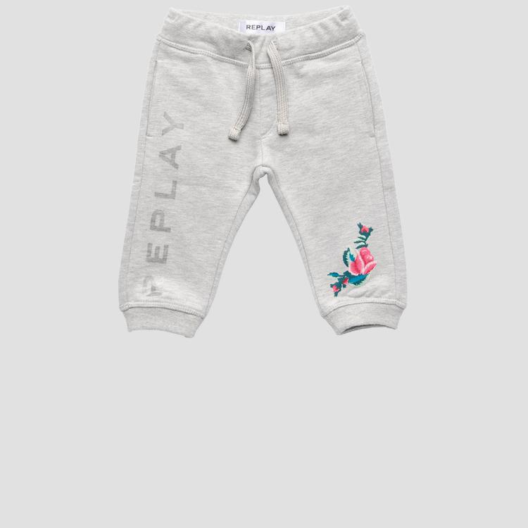 Rose Label REPLAY fleece trousers pg9322.056.20225