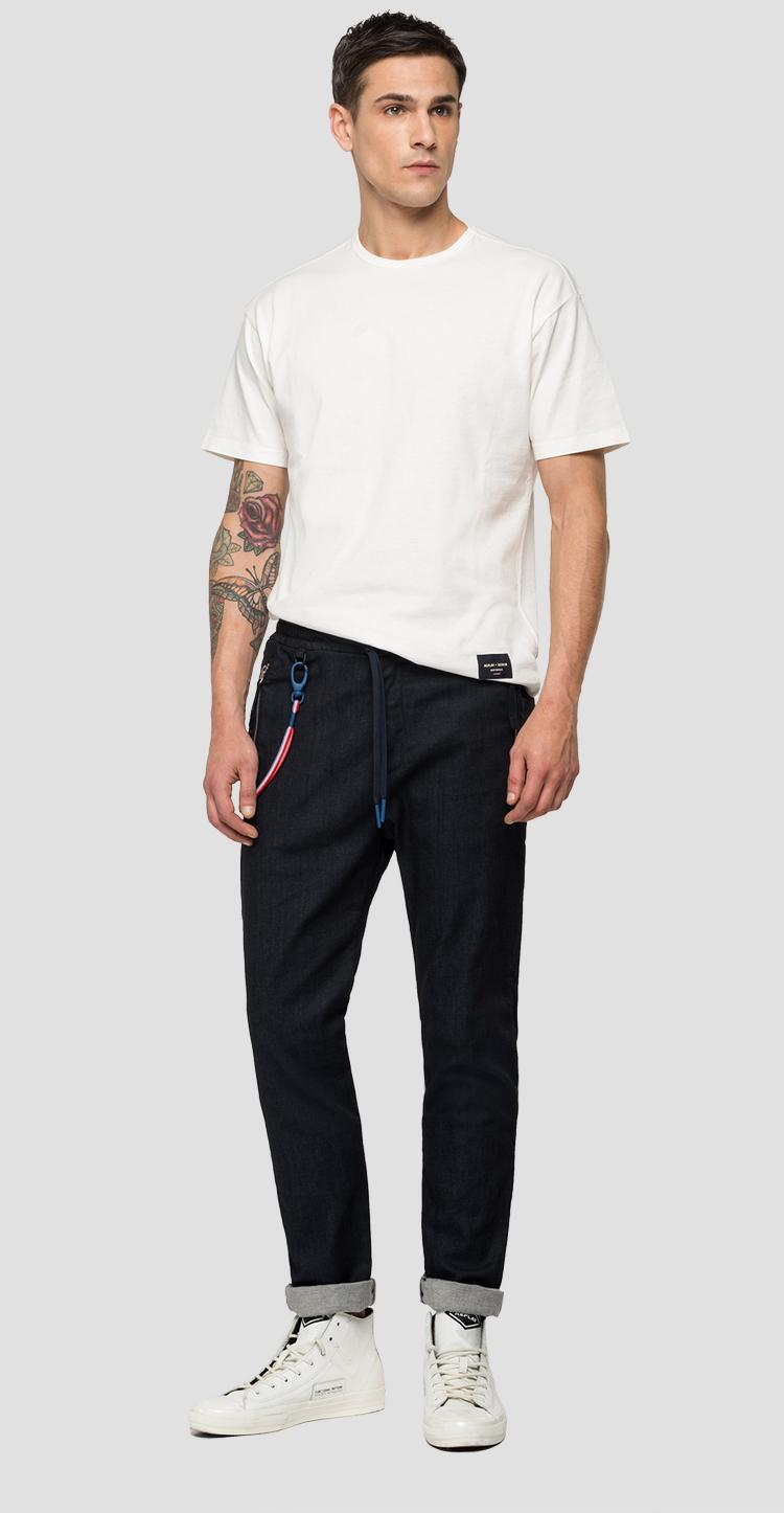 Replay PSG tapered-relaxed fit jeans psg965.000.135 g05
