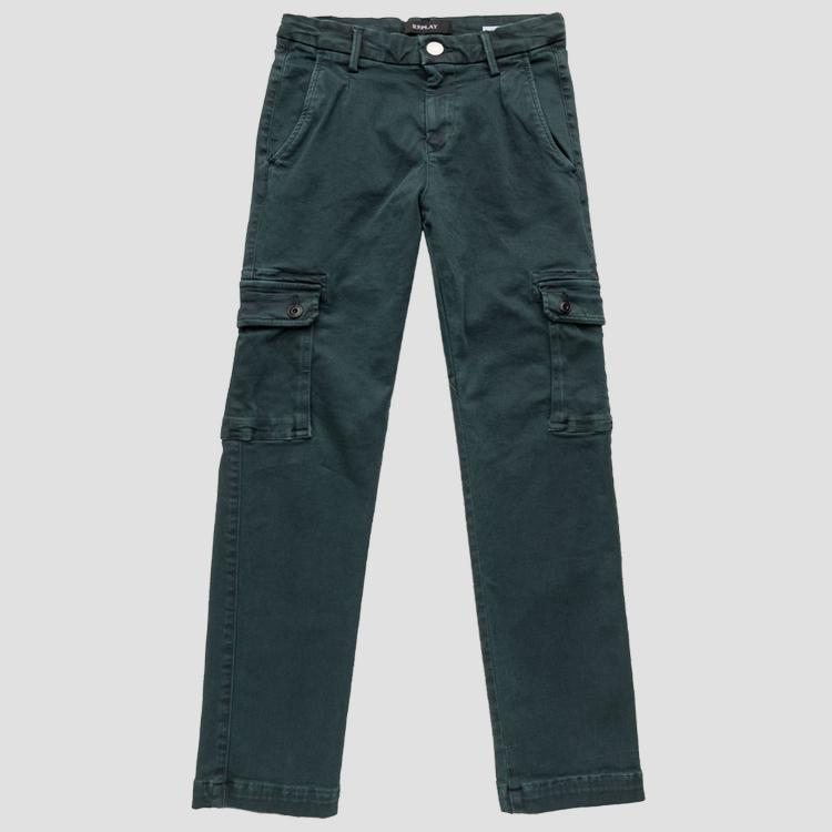 Slim fit Kameron Hyperflex Color Edition X.L.I.T.E. jeans sb9020.051.8366197