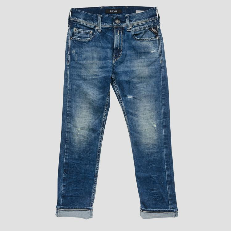 Regular slim fit jeans- REPLAY&SONS