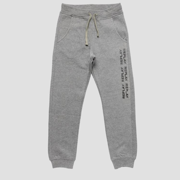REPLAY fleece trousers sb9380.053.20372c