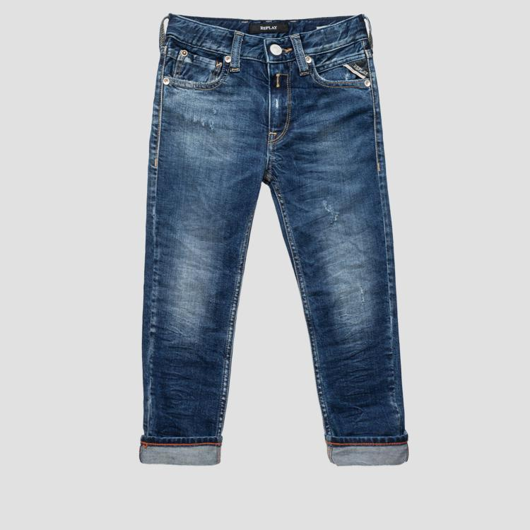 Regular fit jeans- REPLAY&SONS