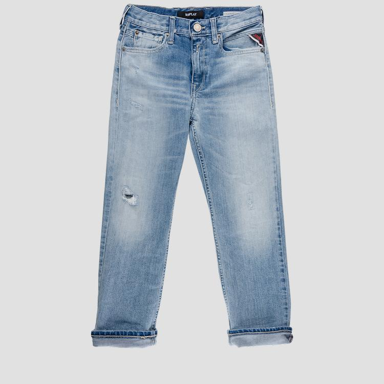 Slim fit five pockets jeans- REPLAY&SONS
