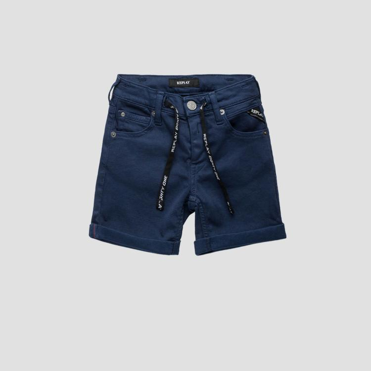 Low crotch shorts- REPLAY&SONS