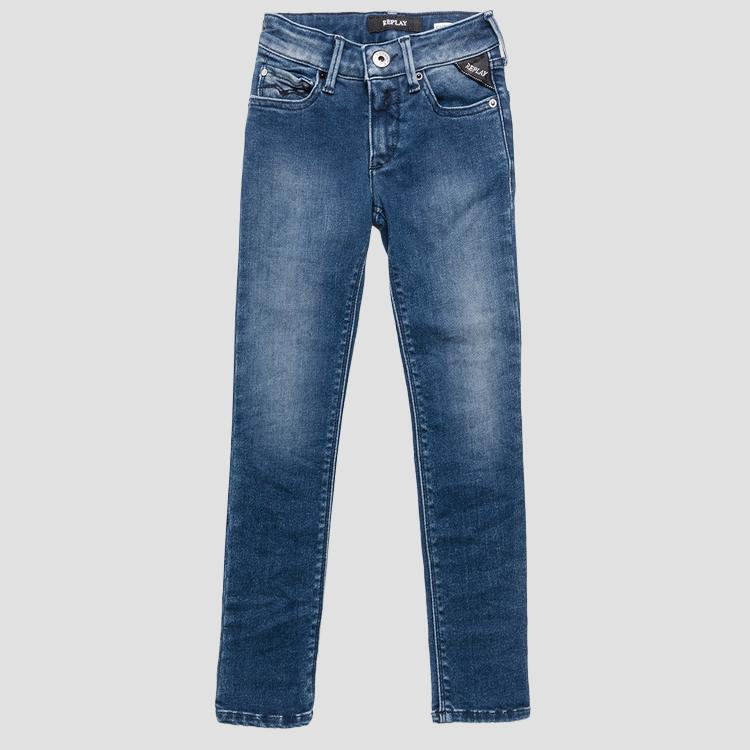 Skinny fit power stretch jeans sg9208.070.09c 307