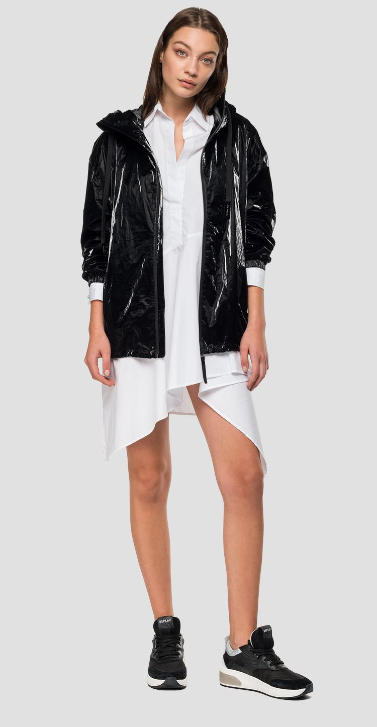 Replay jacket with hood - Replay