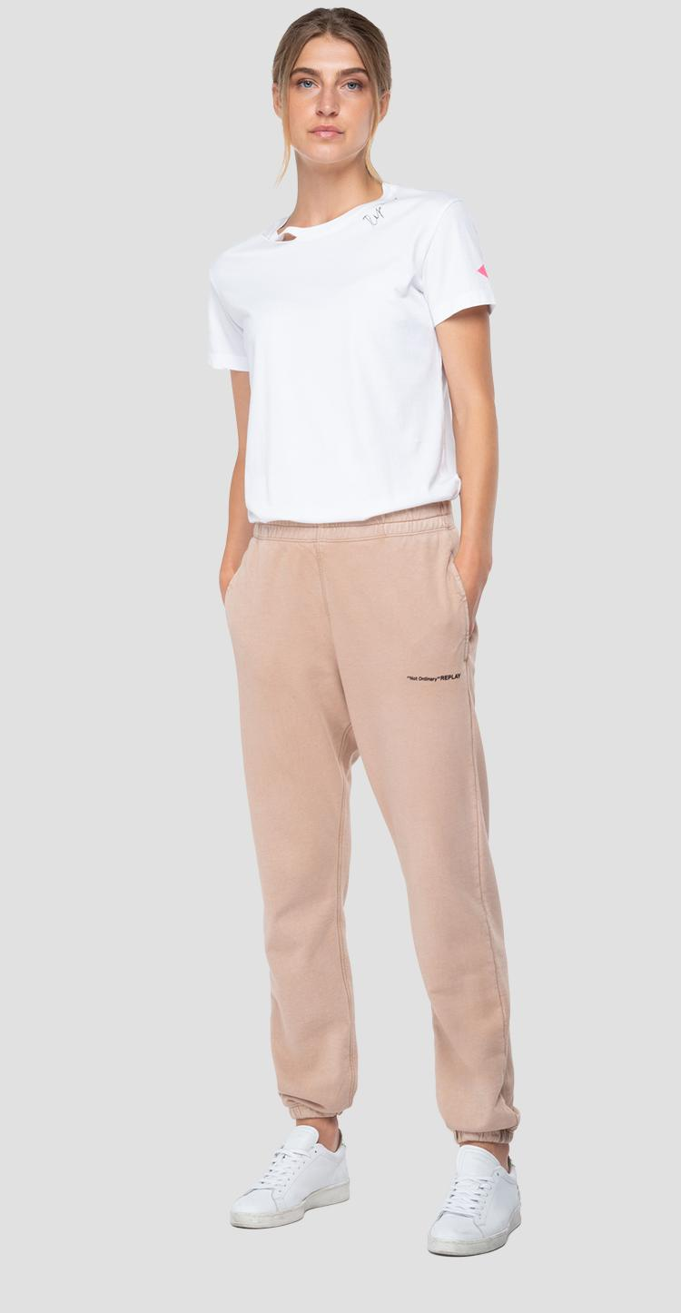 Loose fit NOT ORDINARY REPLAY jogger pants w8561a.000.23158lg