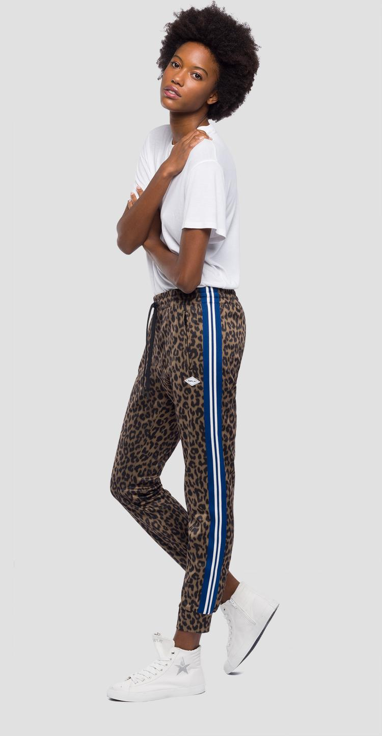Animalier jogging pants w8793b.000.71764