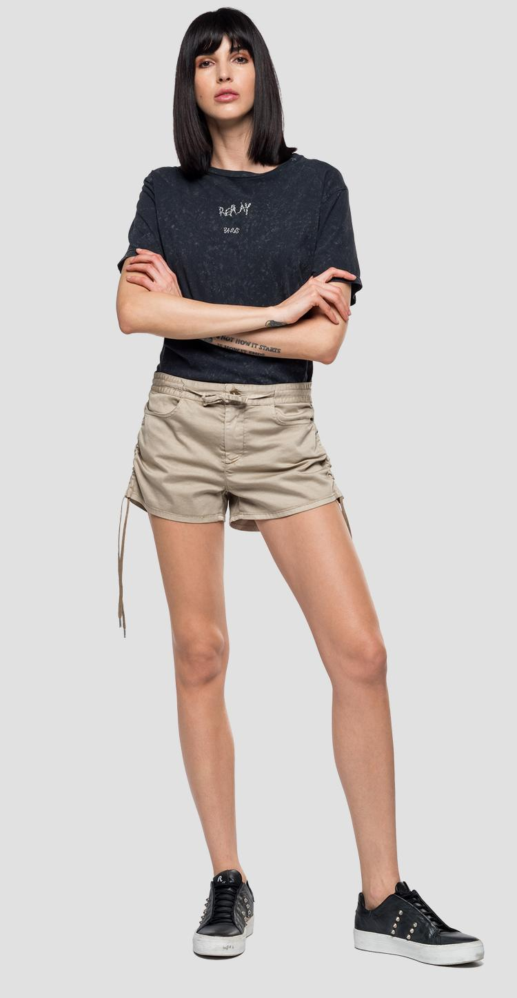 Shorts con coulisse w8849 .000.80655g
