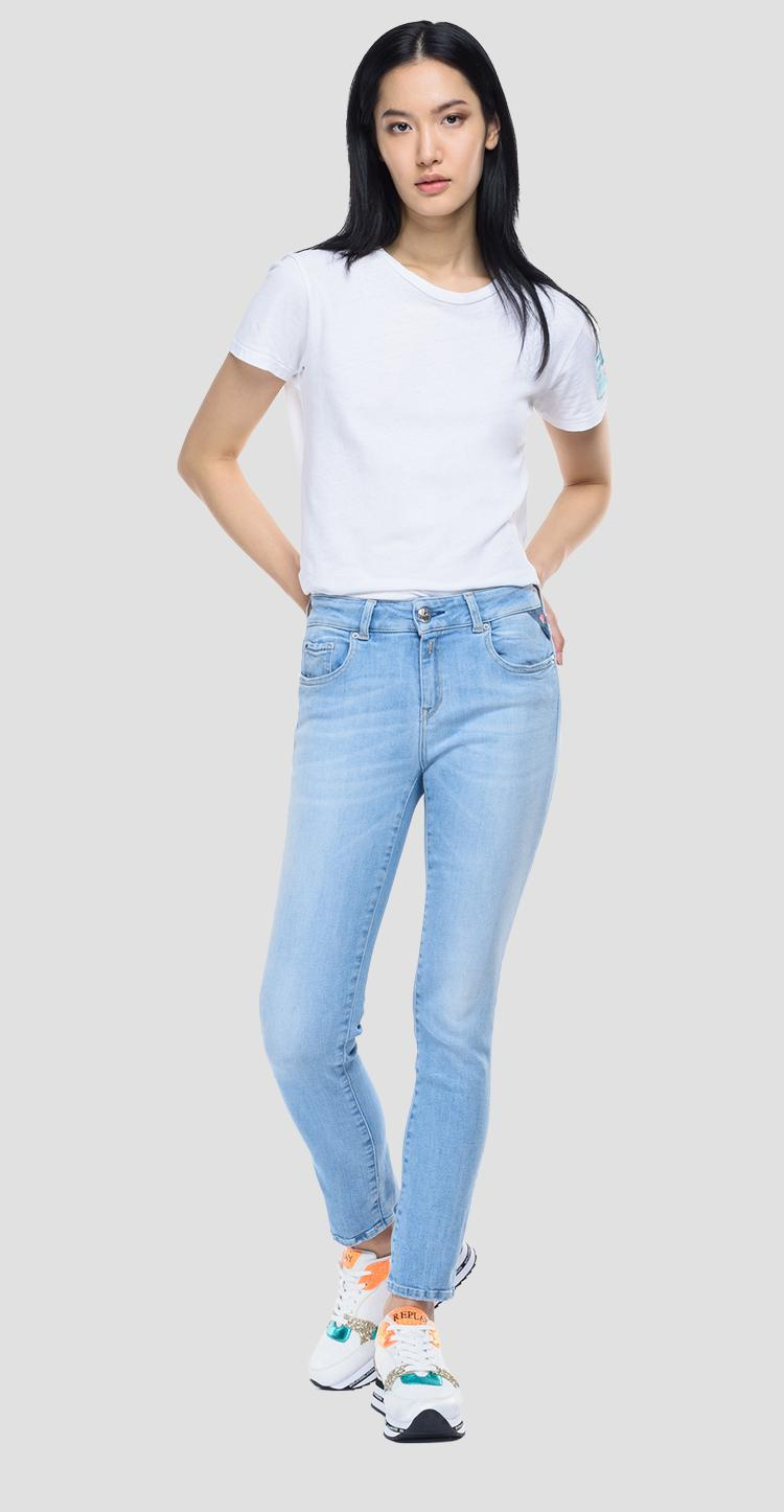 Slim fit ROSE LABEL Faaby jeans wa429 .000.427 969