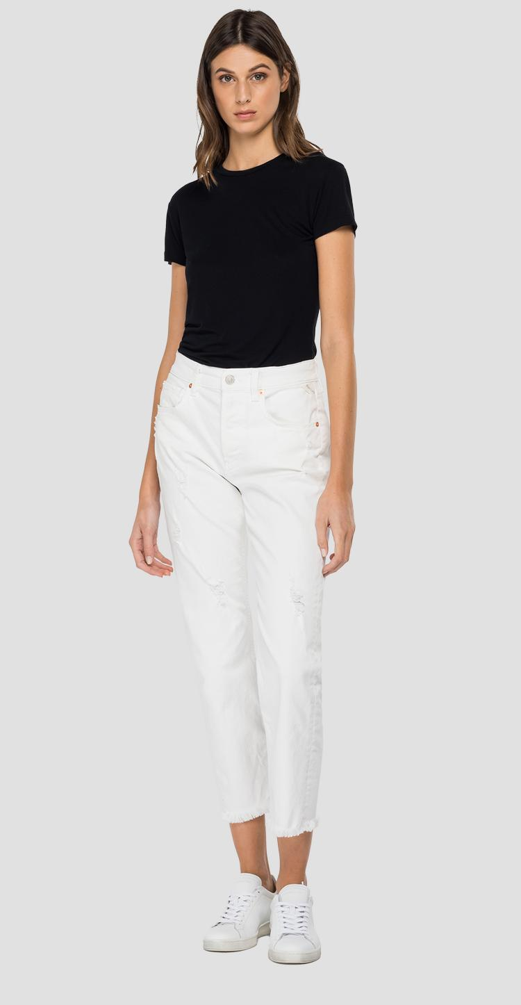 Crop Straight Fit Jeans Maijke wa461 .026.84053r8
